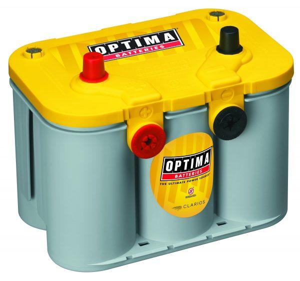 BATERIA OPTIMA D34/78 55AH YELLOW TOP